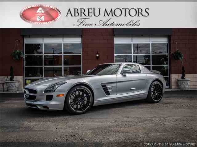 2012 Mercedes-Benz SLS AMGGullwing | 895796