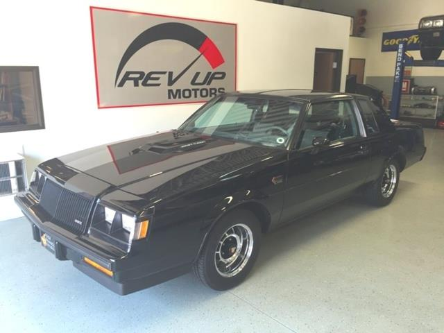 1987 Buick Regal | 895799