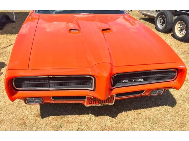 1969 Pontiac GTO | 895800