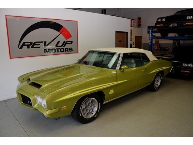 1971 Pontiac GTO | 895802