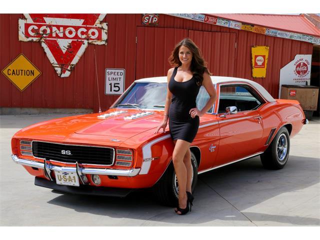 1969 Chevrolet Camaro RS | 895804