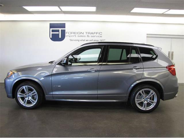 2014 BMW X3   895805