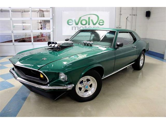 1969 Ford Mustang | 895810
