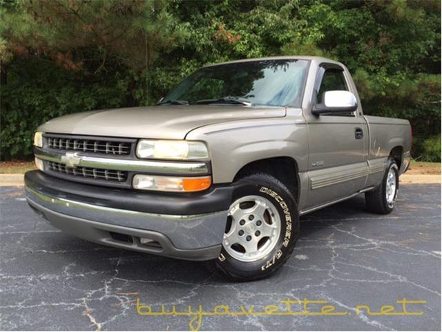 1999 Chevrolet Silverado | 895812