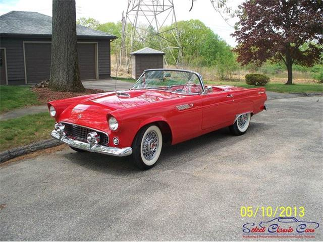 1955 Ford Thunderbird | 895814