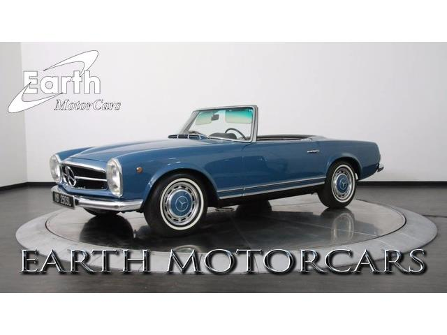 1967 Mercedes-Benz 250SL Roadster Frame Off Restored ZF | 895817