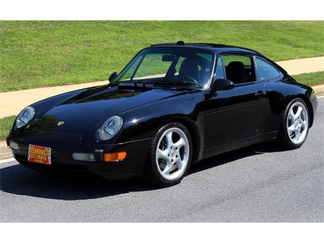 1996 Porsche 911 | 895818