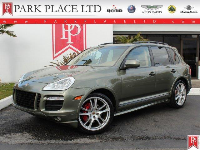2008 Porsche Cayenne | 895837