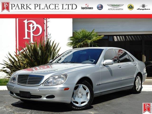 2002 Mercedes-Benz S600 | 895841
