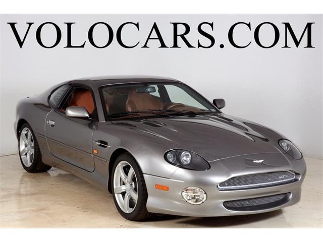 2003 Aston Martin DB7 | 895845