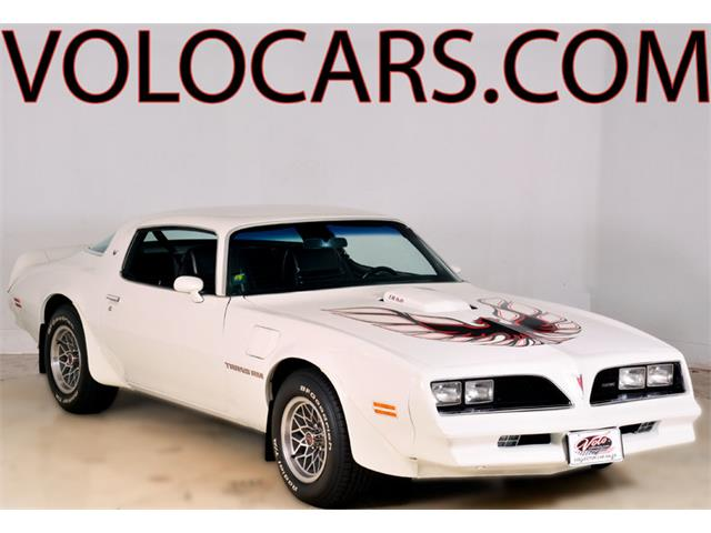 1978 Pontiac Firebird Trans Am | 895846