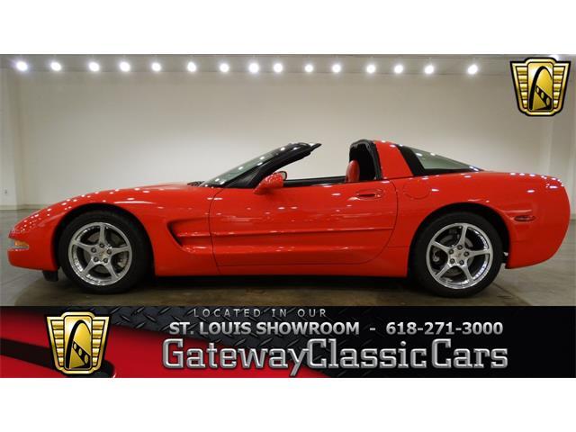 2002 Chevrolet Corvette | 895847