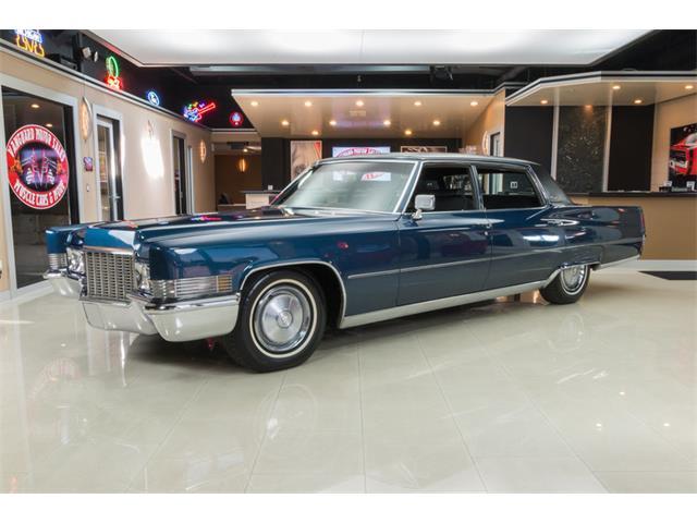 1970 Cadillac Fleetwood | 895855