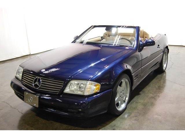2001 Mercedes-Benz SL-Class | 895858