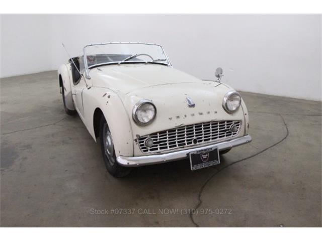 1960 Triumph TR3 | 895863