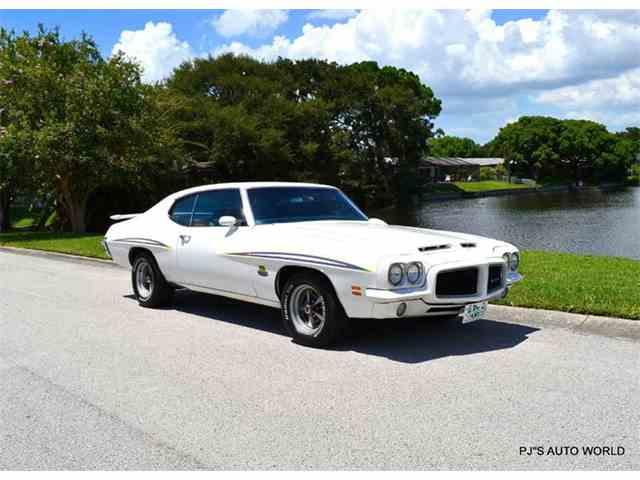 1971 Pontiac GTO | 895871