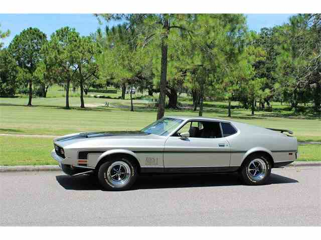 1972 Ford Mustang | 895873