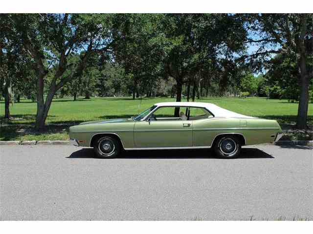 1970 Ford Galaxie 500 | 895874
