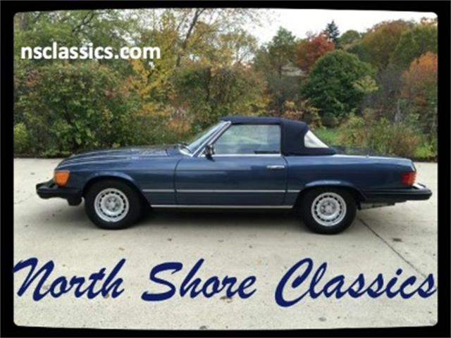 1981 Mercedes Benz SL 380 | 895876