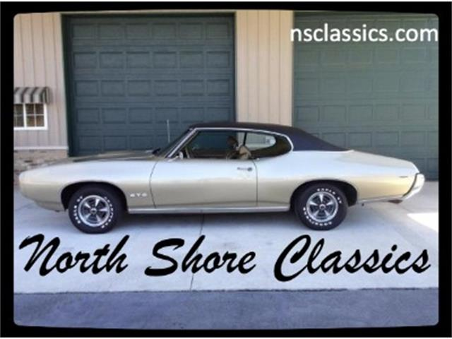 1969 Pontiac GTO | 895878