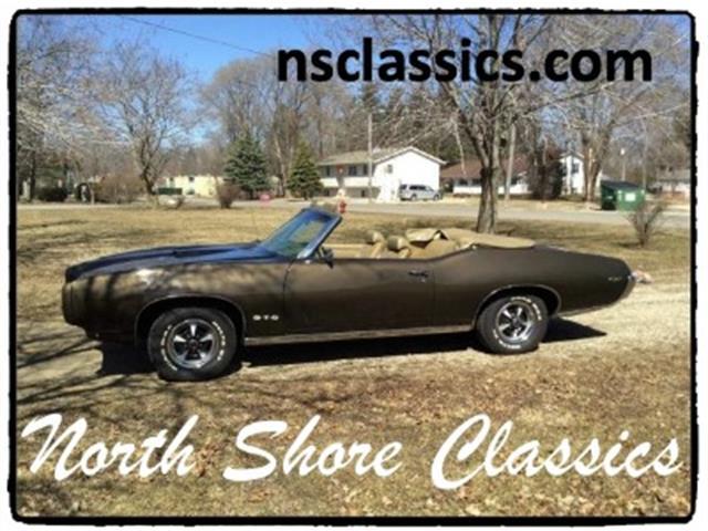 1969 Pontiac GTO | 895879