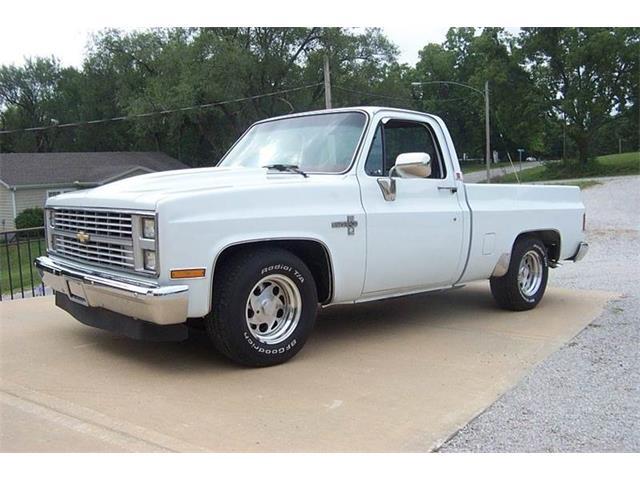 1985 Chevrolet Silverado | 895884