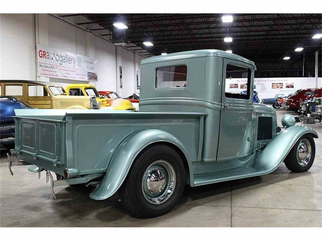 Pictures of Ford 1934 Pickup For Sale