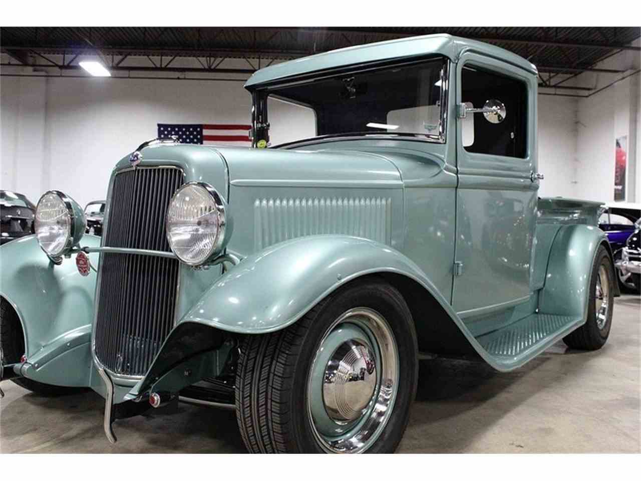 Images of Ford 1934 Pickup For Sale