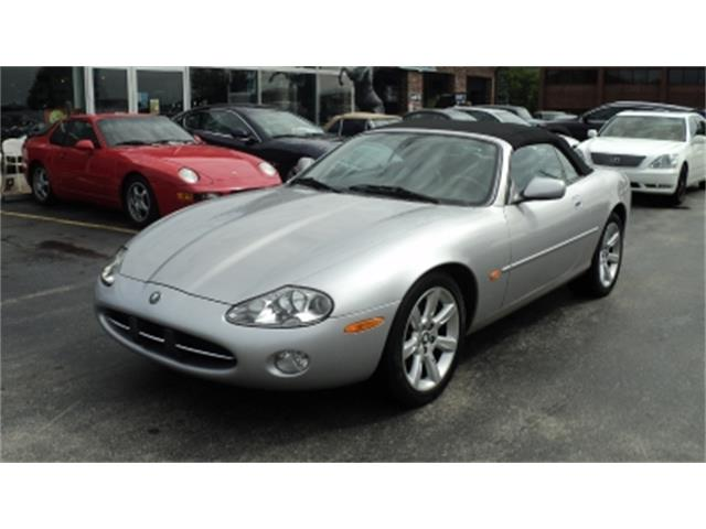 2003 Jaguar XK-Series Convertible | 895898