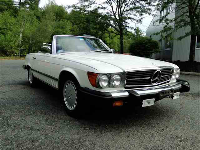 1984 Mercedes-Benz 380SL | 895899