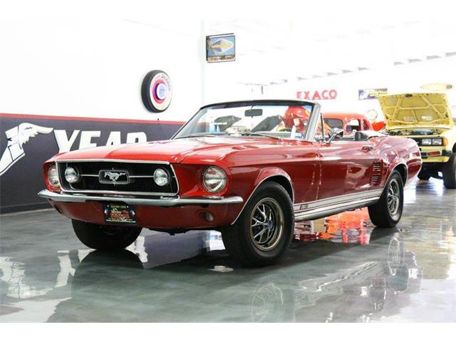 1967 Ford Mustang | 895900