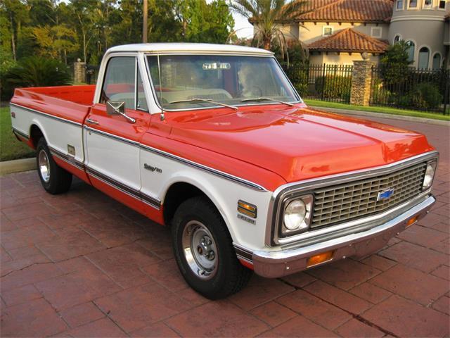 1971 Chevrolet C/K 10 | 895925