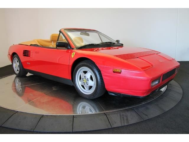 classic ferrari mondial for sale on 10 available. Black Bedroom Furniture Sets. Home Design Ideas
