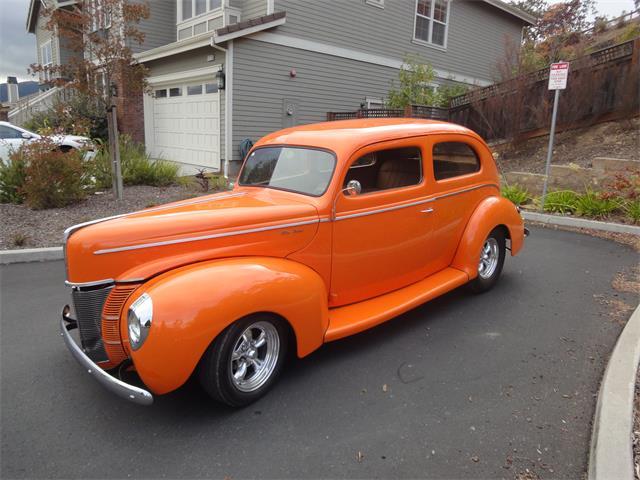 1940 Ford 2-Dr Sedan | 895940