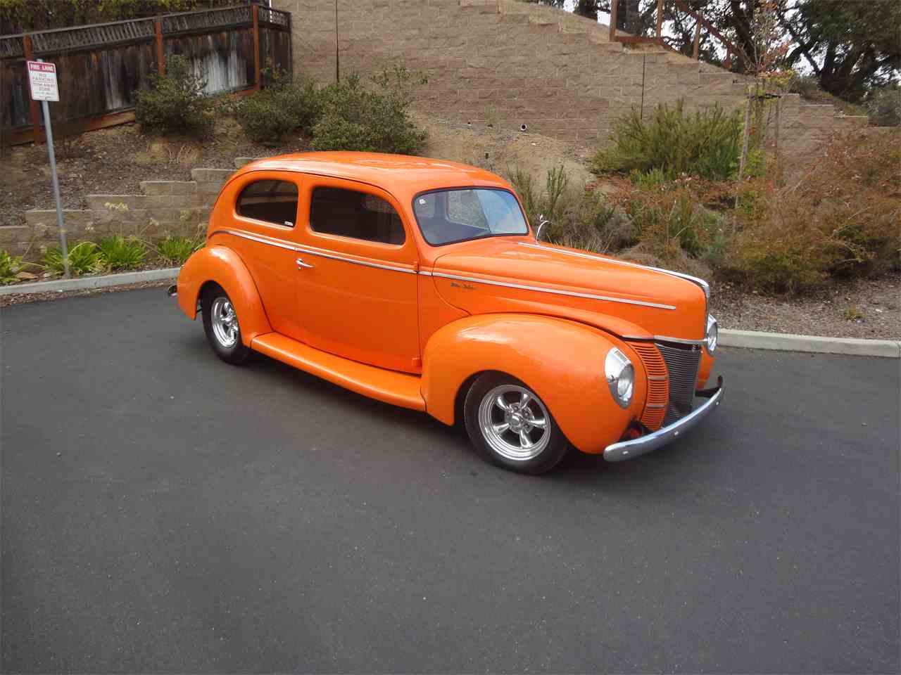 1940 ford 2 dr sedan for sale cc 895940. Black Bedroom Furniture Sets. Home Design Ideas
