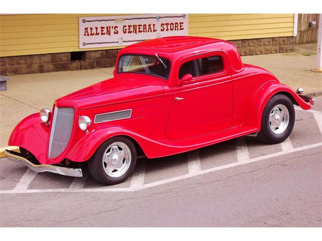 1934 Ford 3-Window Coupe | 895942