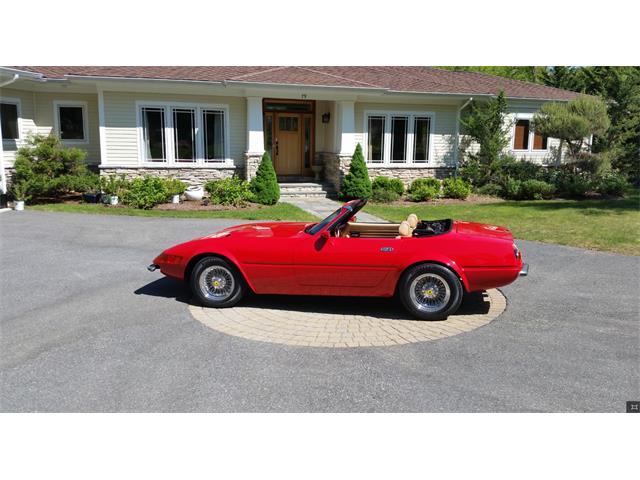 1971 Ferrari Daytona | 895943