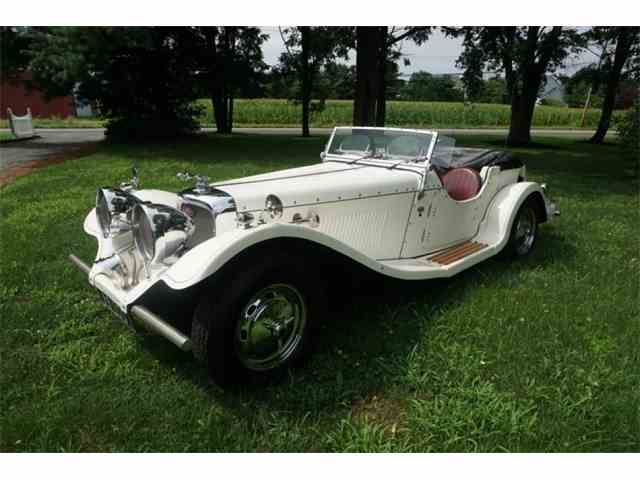 1936 Jaguar SS100 | 890596