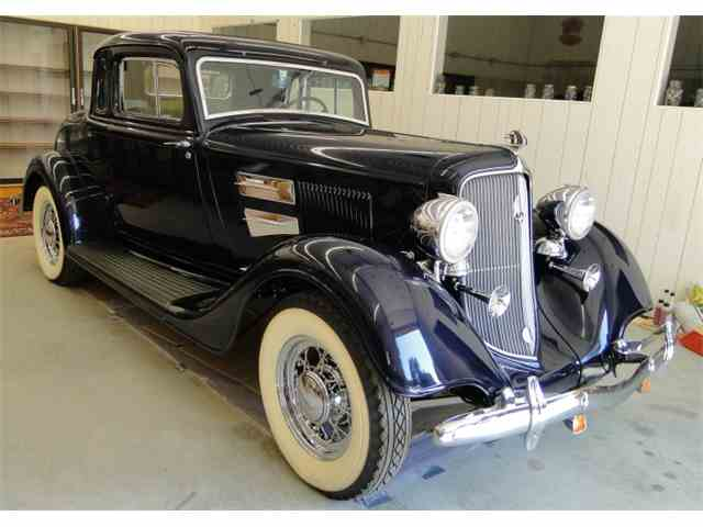 1934 Plymouth Coupe | 895967