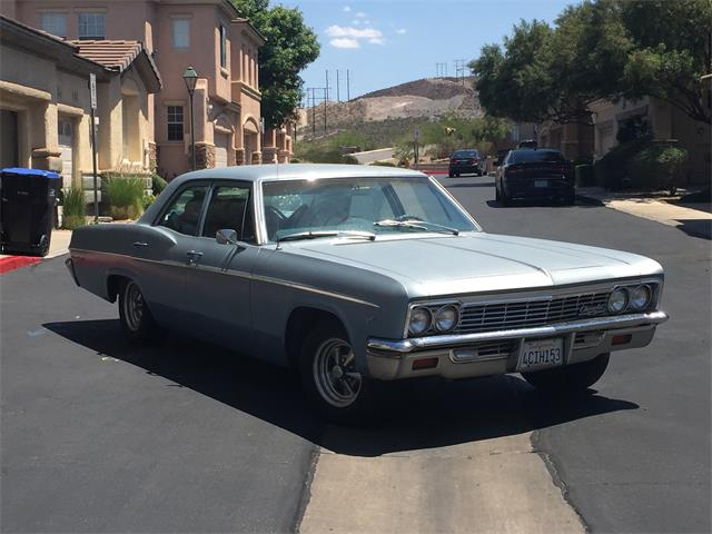 1966 Chevrolet Bel Air | 895980