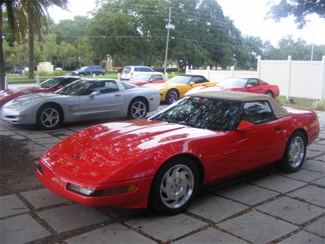 1995 Chevrolet Corvette | 890599