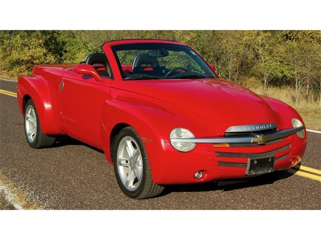 2004 Chevrolet SSR | 895995