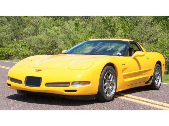 2001 Chevrolet Corvette Z06 | 895997