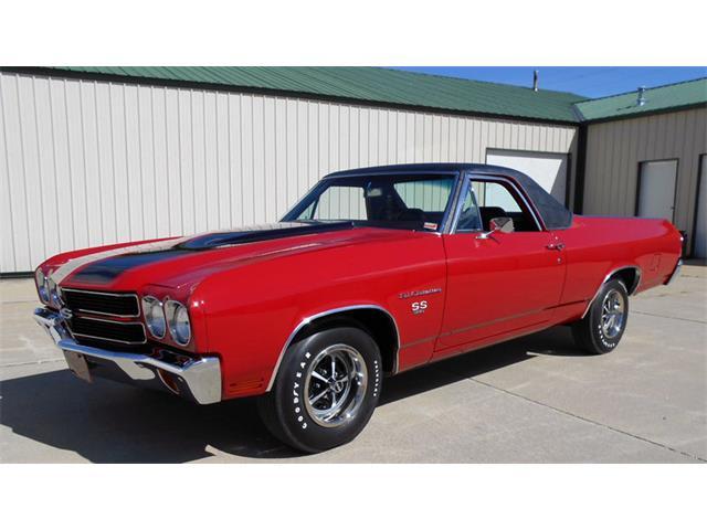 1970 Chevrolet El Camino SS | 895999