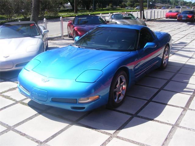 1999 Chevrolet Corvette | 890600