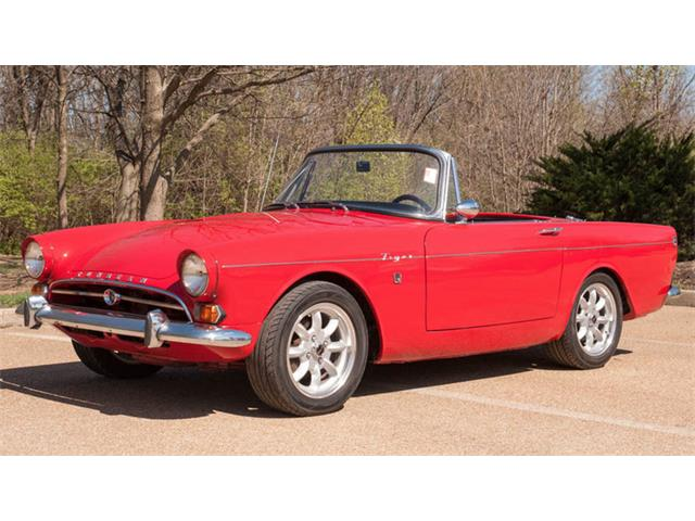1965 Sunbeam Tiger | 896000