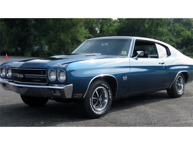 1970 Chevrolet Chevelle SS | 896004