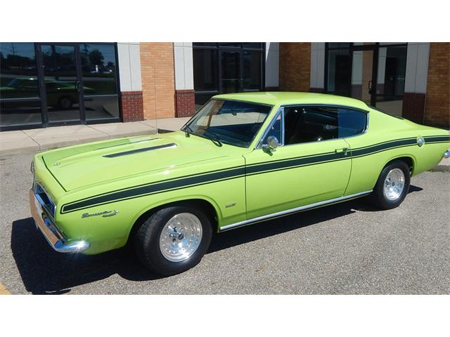 1967 Plymouth Barracuda | 896006