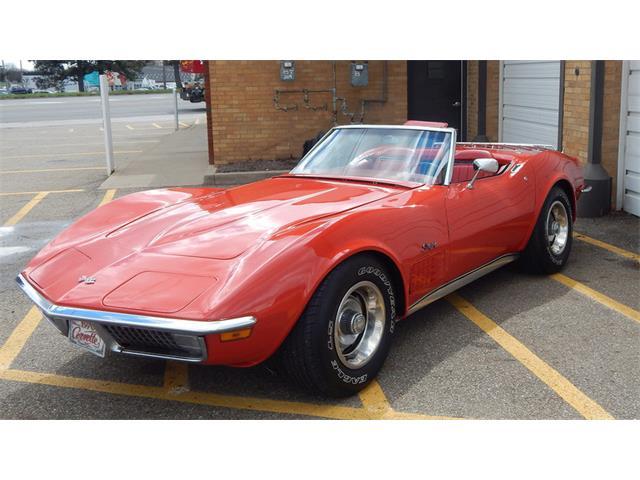 1971 Chevrolet Corvette | 896008