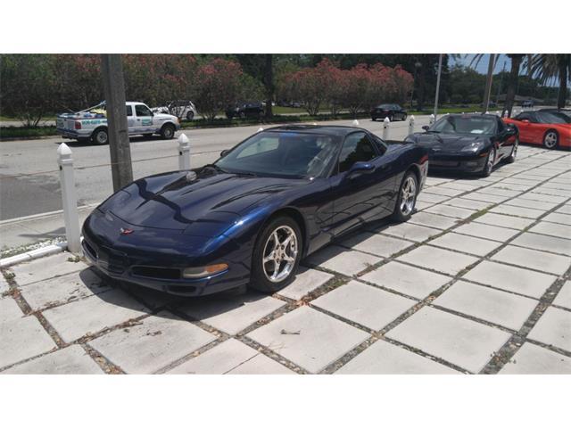 2001 Chevrolet Corvette | 890601